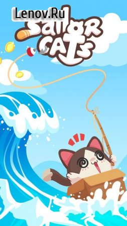 Sailor Cats v 1.0.9 (Mod Money)