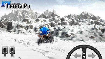 ATV Snow Simulator v 1.3 (Mod Money)