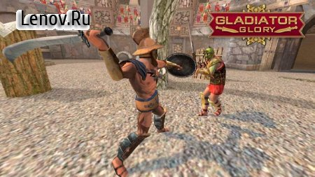 Gladiator Glory v 5.10.0 (Mod Money)