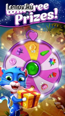 Crafty Candy – Match 3 Adventure v 1.95.1 Мод (Infinite crafting/booster purchases & More)