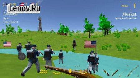 Battle of Vicksburg v 2.0 Мод (полная версия)