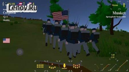 Battle of Vicksburg v 1.0 Мод (полная версия)