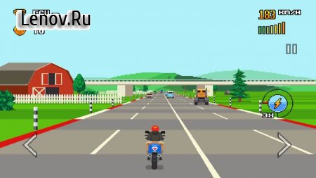 Retro Highway v 1.0.20 (Mod Money)