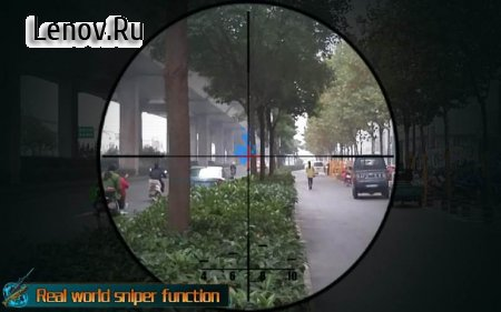 Sniper Paintball Camera 3D v 1.5 Мод (Unlock All Gun)