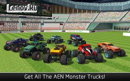 AEN Monster Truck Arena 2018 v 1.3 (Mod Money)
