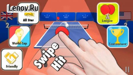 Table Tennis 3D v 2.1 (Mod Money)