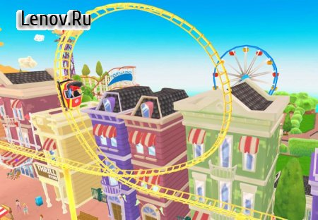 Thrill Rush Theme Park v 4.4.40 (Mod Money)