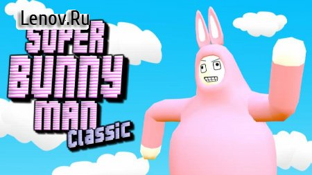 Super Bunny Man - Classic v 1.02 (Mod Money)