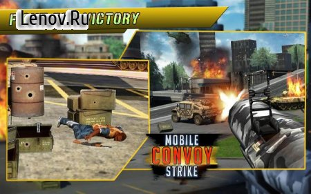 Mobile Gunner Convoy Strike v 1.3 (Mod Money)