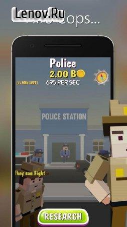Zombie City - Clicker Tycoon v 1.03 (Mod Money)