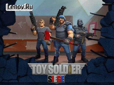 Toy Soldier Siege v 1.1.0 Мод (много денег)