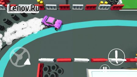 Pocket Drift (обновлено v 1.2) (Mod Money)