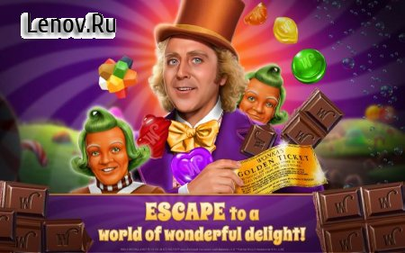 Wonka's World of Candy – Match 3 v 1.32.2060 Мод (Unlimited Lives/Boosters)