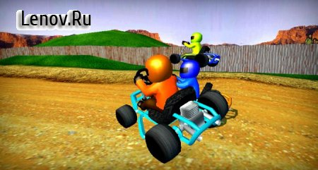 Rush Kart Racing 3D v 3.1 (Mod Money)