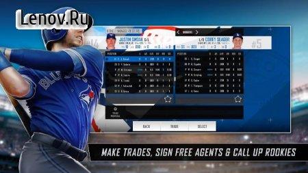 R.B.I. Baseball 19 v 1.0.4 Мод (полная версия)
