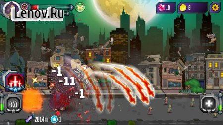 Mutant Rampage v 1.1.1 (Mod Money)