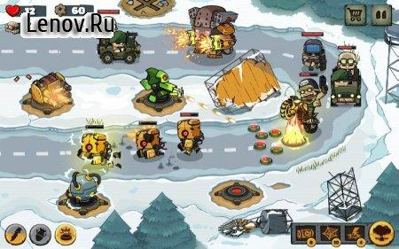 Metal Soldiers TD: Tower Defense v 1.8 (Mod Money)