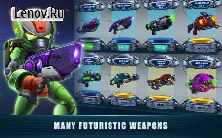 Mega Shooter: Infinity Space War (Galaxy Heroes) v 1.0.9 Мод (Free Shopping)