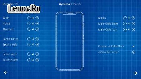 Smartphone Tycoon v 1.0.0 (Mod Money)