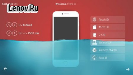 Smartphone Tycoon v 1.1.6 (Mod Money)