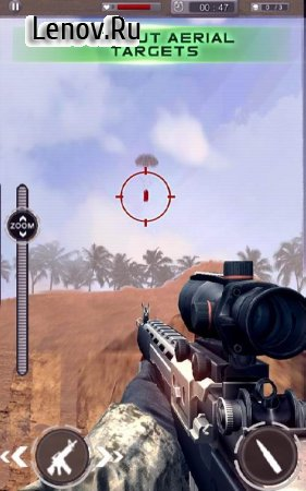 Super Training Sniper Shooting v 1.1 (Mod Money)