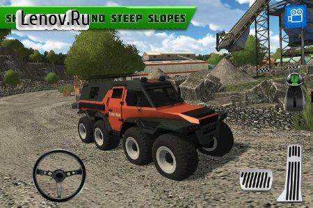 Quarry Driver 3: Giant Trucks v 1.0 (Mod Money/Unlocked)