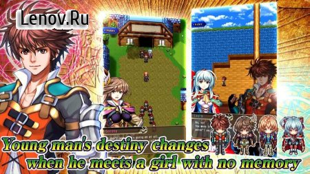 RPG Heirs of the Kings v 1.1.1g Мод (Unlocked)