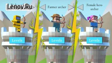 Archer Craft v 0.18 Мод (много денег)