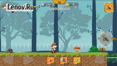 Roy's World v 1.0.1 (Mod Money)
