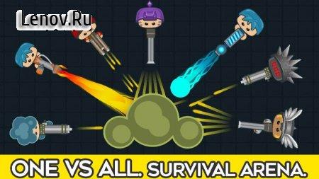 Mobg.io Survive Battle Royale v 1.8.3 Мод (Unlock Full Skin)