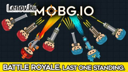 Mobg.io Survive Battle Royale v 1.8.3 Мод (Unlock Full Skin)