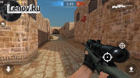 Critical Strike CS: Counter Terrorist Online FPS v 8.3 Mod (Unlimited Bullet/No Reload)