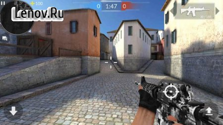Critical Strike CS: Counter Terrorist Online FPS v 8.81 Mod (Unlimited Bullet/No Reload)