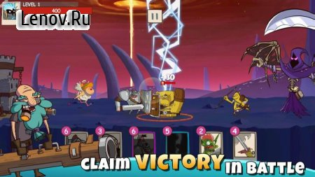 Be Castle Defense: Tower Crush, Tower Conquest v 1.0.17 (Mod Money)