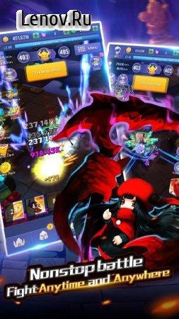 Summoner Legends RPG v 1.1.1 (God Mode/High Damage)