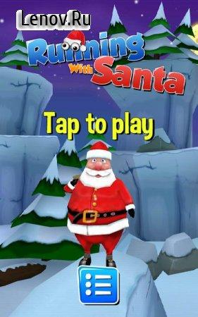 Running With Santa: Xmas Run v 1.9 (Mod Money)