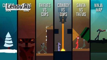 Stickman Fight: The Game v 1.3.7 (Mod Money)