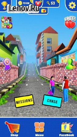 Street Chaser v 1.1.6 (Mod Money)