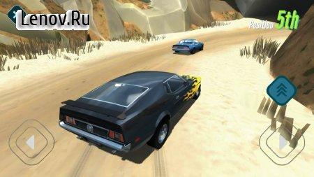 Rebel Racing v 1.50.11801 Мод (много денег)