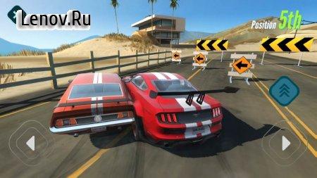 Rebel Racing v 1.20.9212 Мод (много денег)