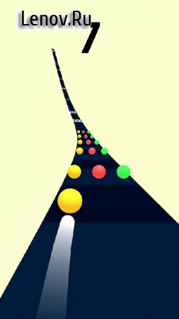 Color Road v 3.2 Мод (Unlocked)