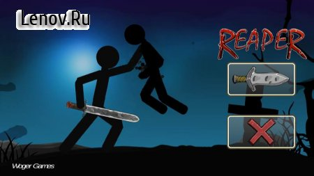 Stickman Reaper v 0.1.23 (Mod Money)