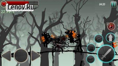 Stickman Reaper v 0.1.23 (Mod Money)