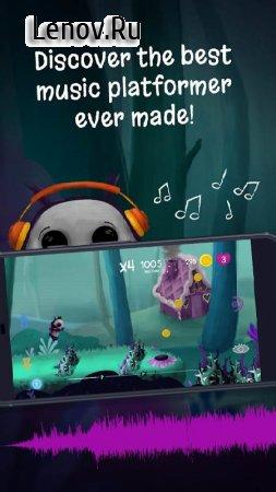 Run the Beat: Rhythm Adventure Tapping Game v 1.0.3 Мод (Unlocked)