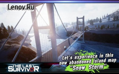 The Last Survivor : Stay Alive v 1.3.3.146564 Мод (Unlocked)