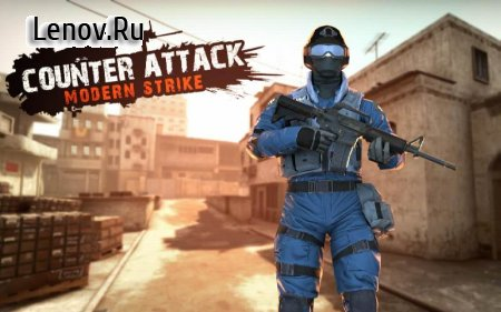 Counter Attack Modern Strike: Offline FPS Shooter v 1.0.3 (Mod Money)