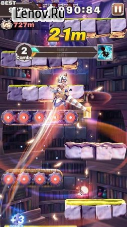 Jump Knights v 1.00.04 Мод (High Jump x100)