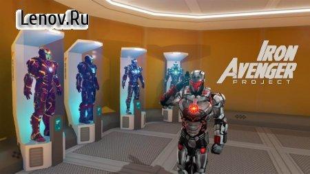Iron Avenger : Origins v 1.12 (Mod Money/Free Upgrade/Shopping)