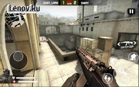 Modern Counter Global Strike 3D V2 v 1.7 (Mod Money)