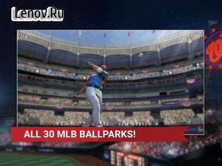MLB Home Run Derby 2020 v 8.1.0 Мод (Unlimited Money/Bucks)
